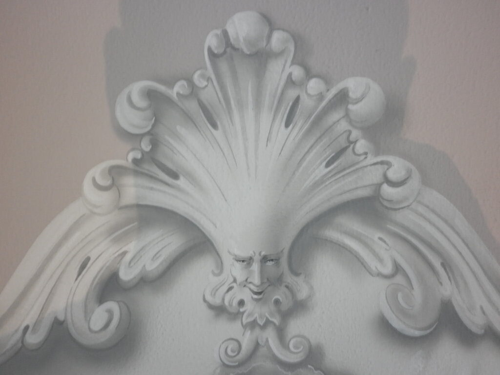Pitture murali classiche - Decorazioni e pittura d'arte